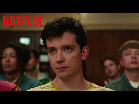 Sex Education: Sæson 2   Officiel trailer   Netflix