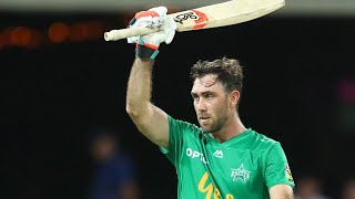 Marvellous Maxwell puts on masterclass in return to BBL