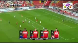 Спартак Москва Арсенал Тула Обзор 31.07.2016
