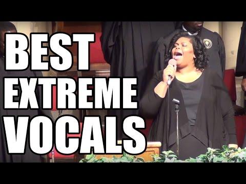 Best Extreme Vocals part 3