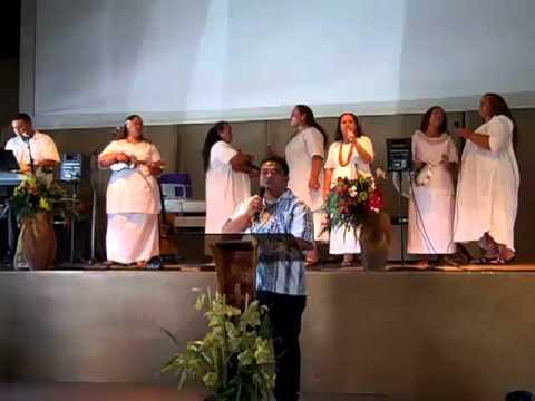 Special Worship Kekaha, HI  Pastor Sam Bustillo