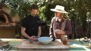Organic Living Tv Hippy Gourmet Makes Wild Nut Bars!