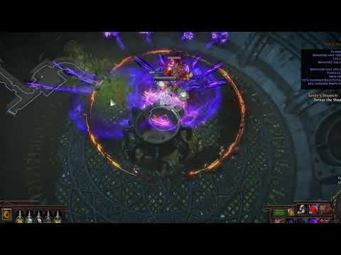 Poe 3 6 Shadow Trickster Builds With Funny Main Skill