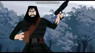 samurai jack season 5 episode 2 promo.
