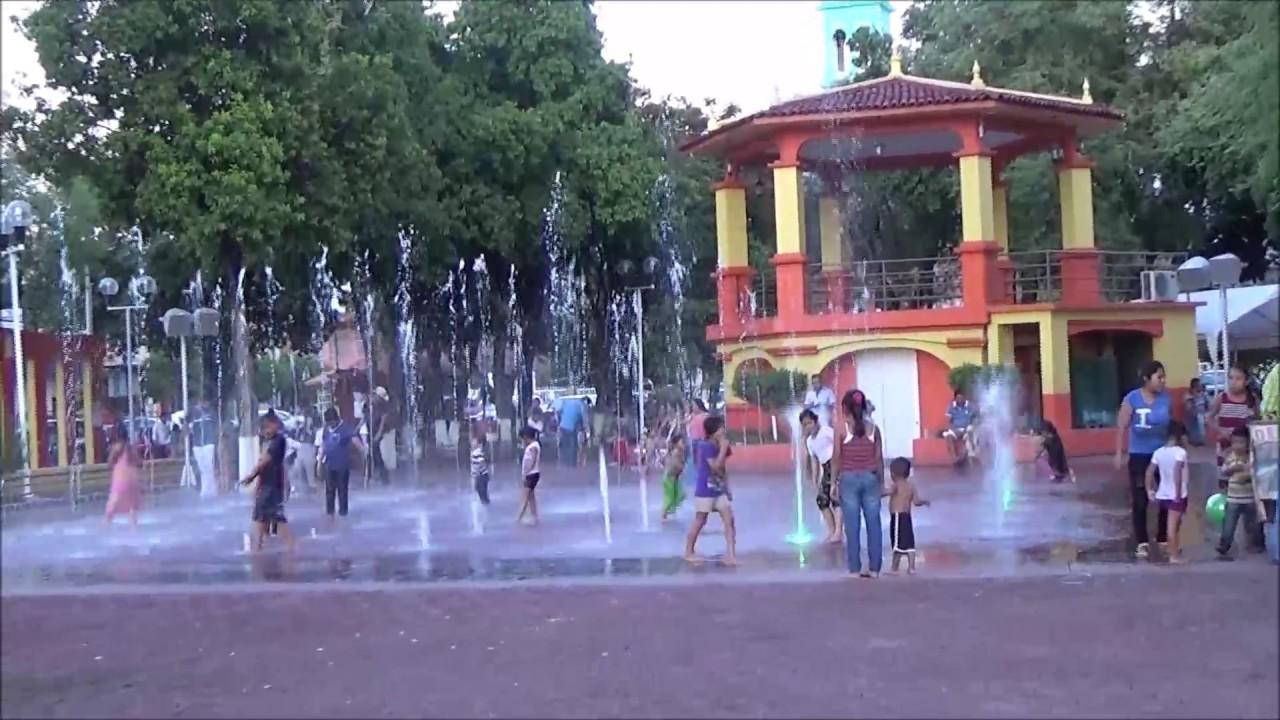 Ciudad Altamirano Guerrero Fuentes Danzarinas Youtube
