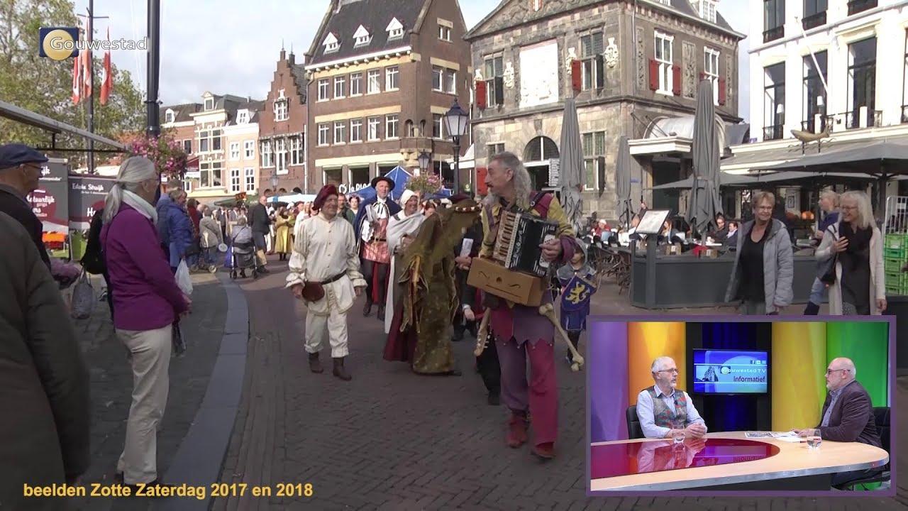 Zotte Zaterdag - Studiogesprek