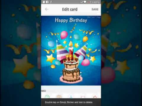 Birthday cards android apps on google play m4hsunfo