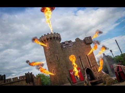 El parque temático de Puy du Fou sobre la Historia de España abrirá en 2019