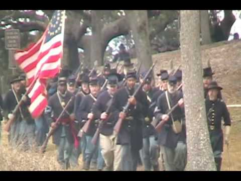 Fort Fisher Reenactment 2010