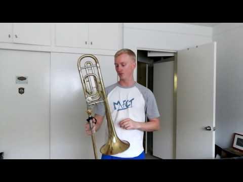 Tenor Trombone Low Range!