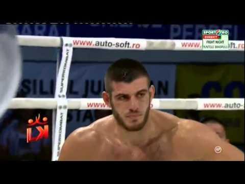 Catalin Morosanu vs Hercules 2