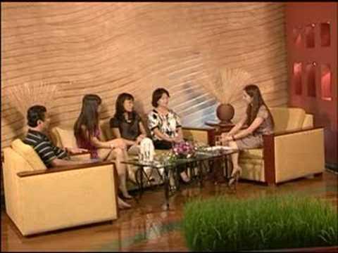 "Vuong Nguyet Ha voi ""Dien dan Phu Nu doc than"" - HTV"