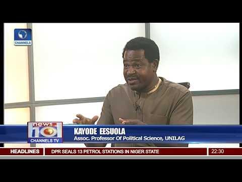Analysing Nigeria's Leadership And Development Pt.2  News@10  10/02/18