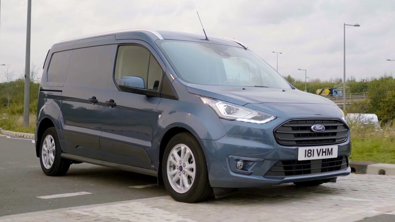 2018 Ford Transit Connect - YouTube