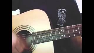 Delibal-Mutlu Sonsuz gitar
