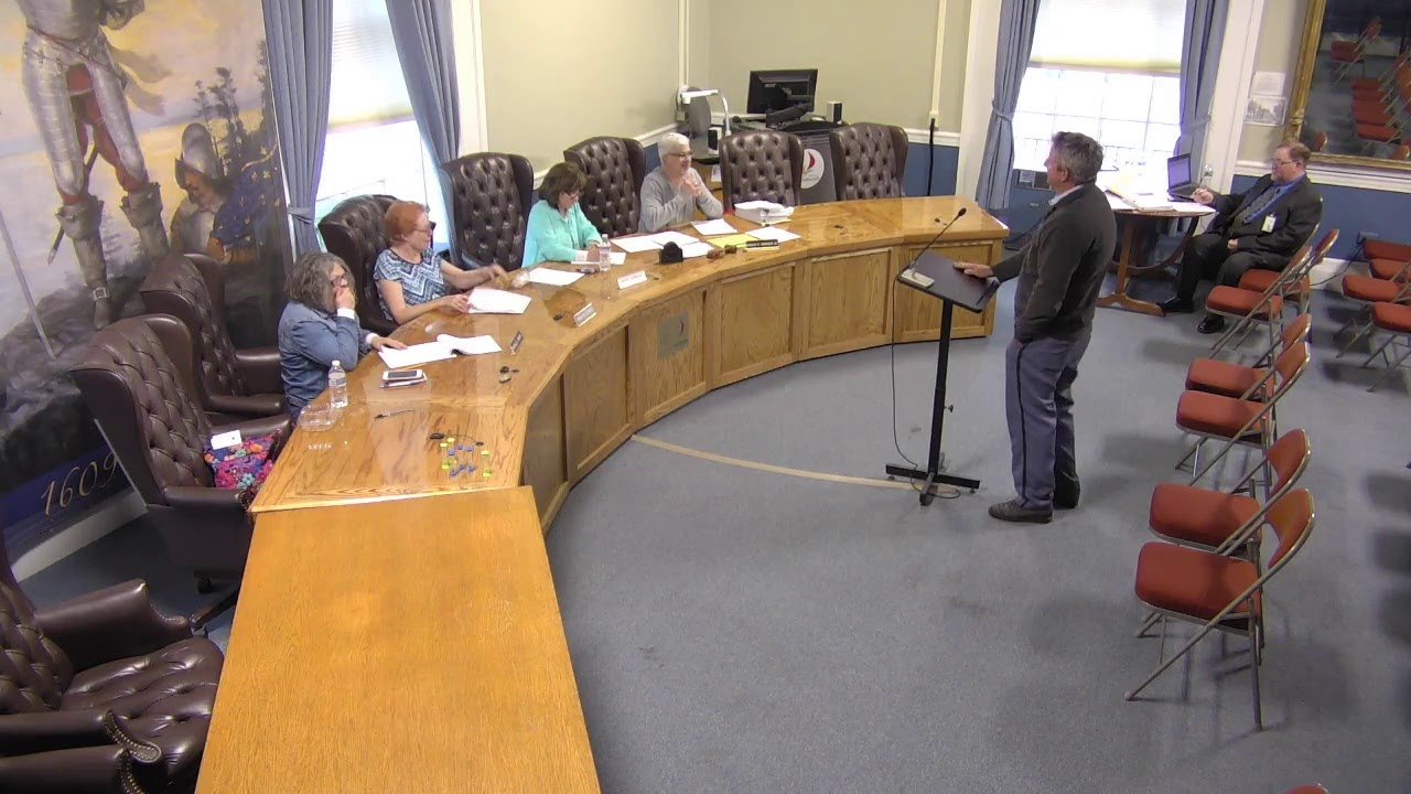 City of Plattsburgh, NY Meeting  5-28-19