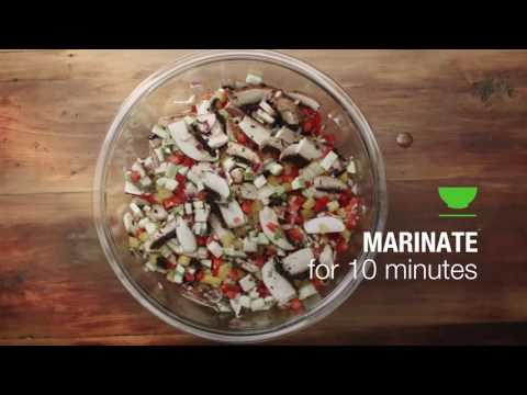 Making Mayo's Recipes: Whole Wheat Orzo With Roasted Vegetables