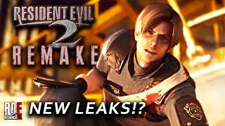 RESIDENT EVIL 2: REMAKE | NEW LEAKS!? | 3rd Person Game