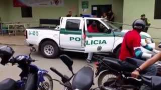 Policías de carreteras heridos en emboscada en Santander de Quilichao