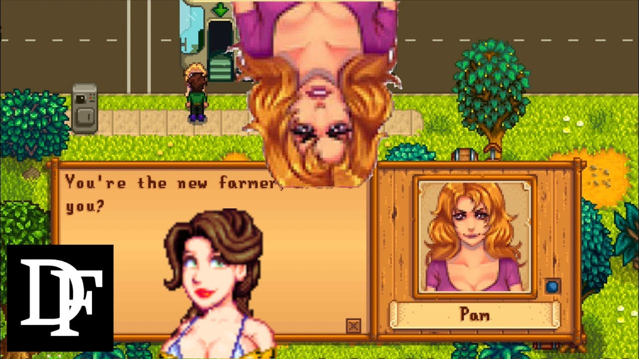 Stardew valley dating dialogue