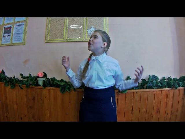 Изображение предпросмотра прочтения – АнастасияКрасногорская читает произведение «Стихотворение в прозе Голуби» И.С.Тургенева