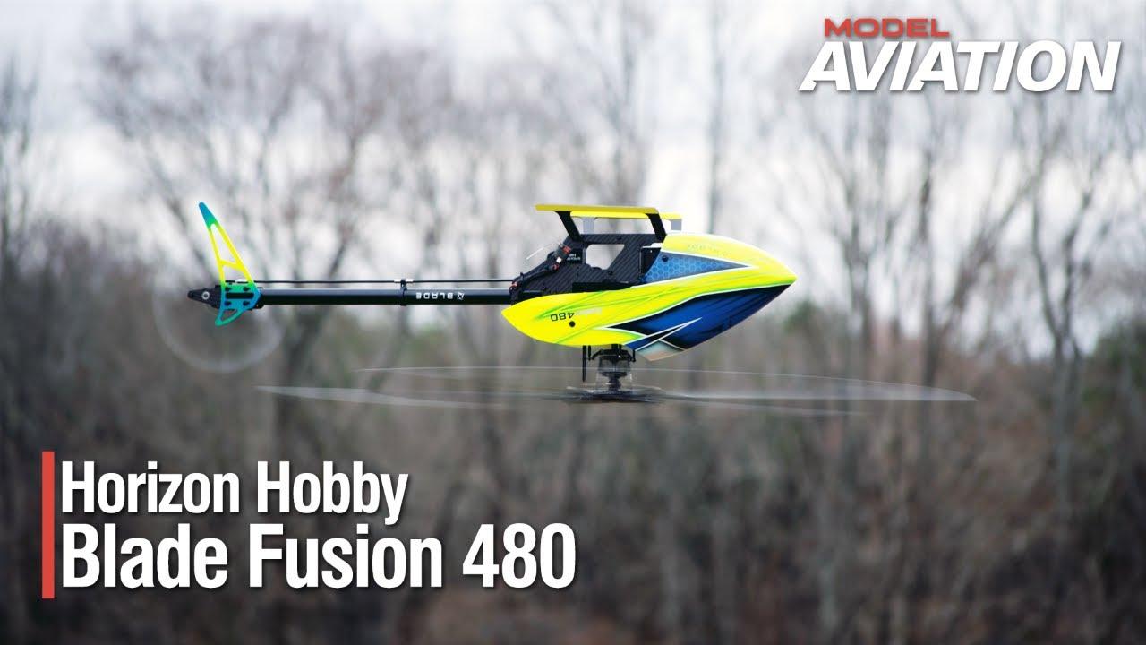 Horizon Hobby Blade Fusion 480 | Model Aviation