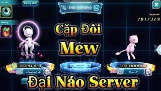 MLHC - Pokemon MewtwoY và Mew Đại Náo Server Với Sức Mạnh Kết Hợp Khá Hoàn Hảo