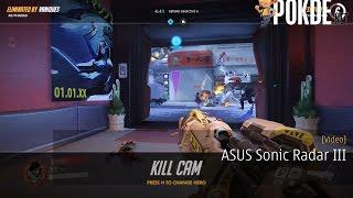 Quick Demo ASUS Sonic Radar III