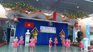 Văn nghệ trường MG Tân Phước, TT, BR-VT Chào mừng 20/11/2017