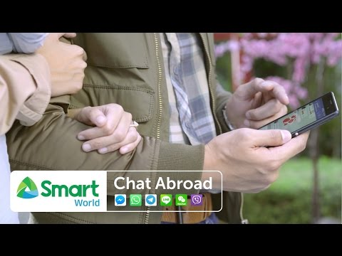 Travel Like Never Before With Smart World's Chat Abroad!