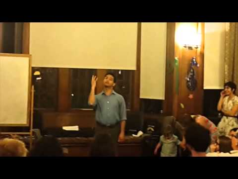 Impersonations of Princeton Philosophy Professors