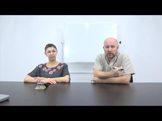Разговоры о биоэнергетике. Эфир с Сергеем Ратнером и Мариной Каганович