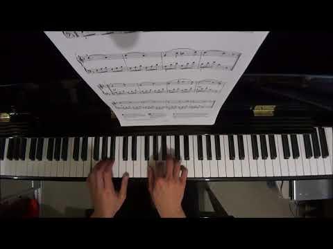 HKSMF 70th Piano 2018 Class 101 Grade 1 Gurlitt Cradle Song Op.117 No.17 by Alan 校際音樂節