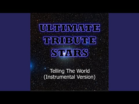 Taio Cruz - Telling The World (Instrumental Version) mp3