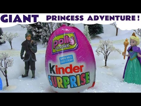 how to make a giant kinda surprise