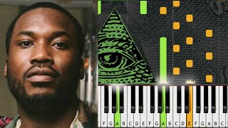 Meek Mill Opens Hiḋden Doors In The Music Industry Exposing The TRUTH!
