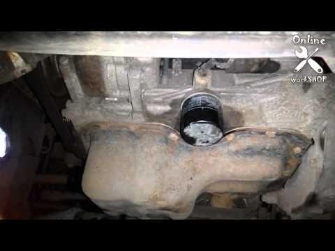 [Автодело] Mazda 3 1.6 АКПП - МЕНЯЕМ МАСЛО ДВИГАТЕЛЯ И ФИЛЬТР САМИ!