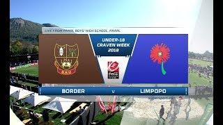 Border vs Limpopo | 2018 Coca-Cola Craven Week