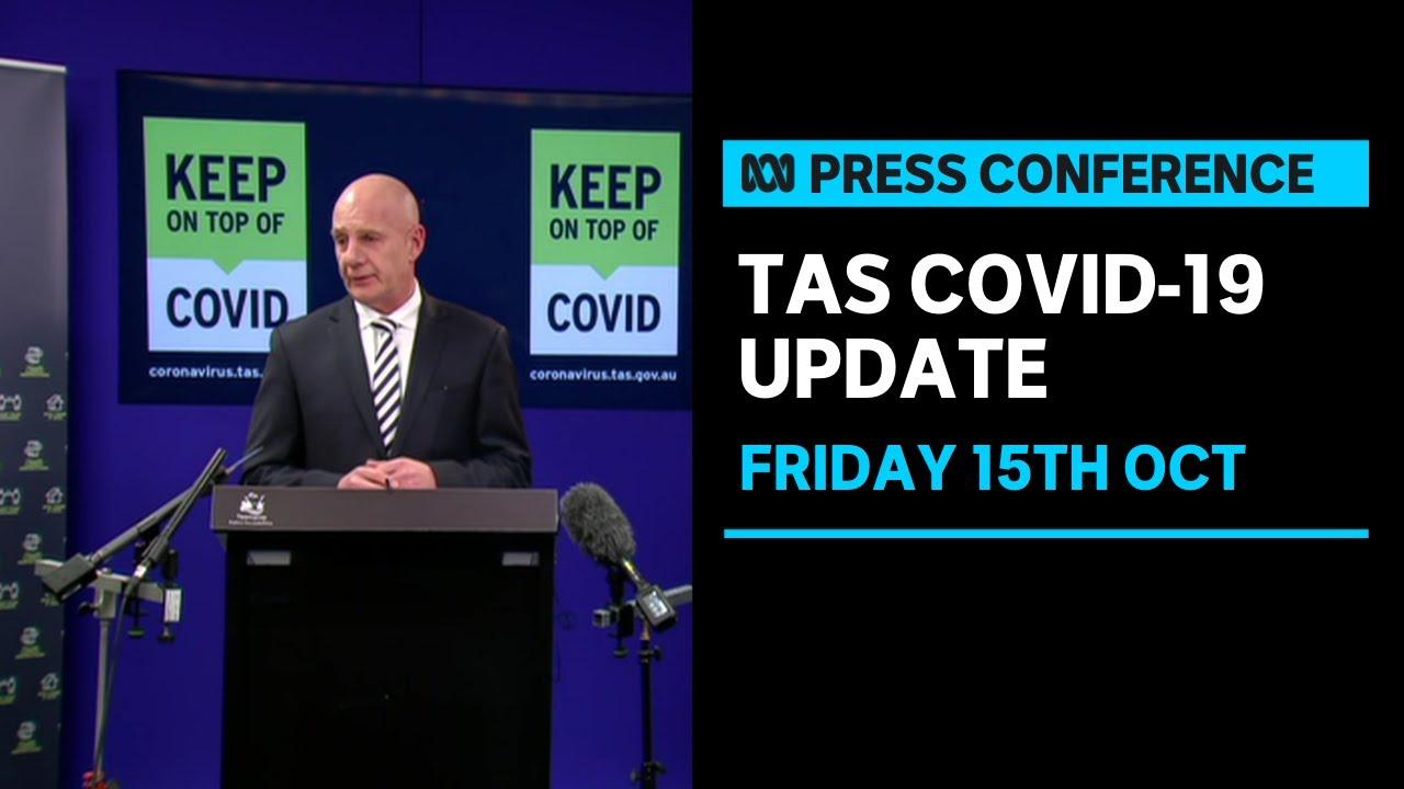 Download LIVE: Tasmania announces lockdown for Hobart, southern region | ABC News