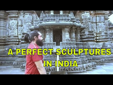 BELUR & HALIBEEDU ,A PERFECT SCULPTURES IN INDIA (ಬೇಲೂರು,ಹಳೇಬೀಡು)MALAYALAM TRAVEL VIDEO