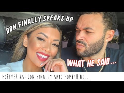 I DID MY MAKEUP HORRIBLY TO SEE HOW MY FIANCE WOULD REACT!! thumbnail