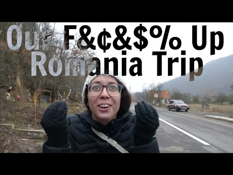 Romania Trip from Hell - Part 1 | Season 1