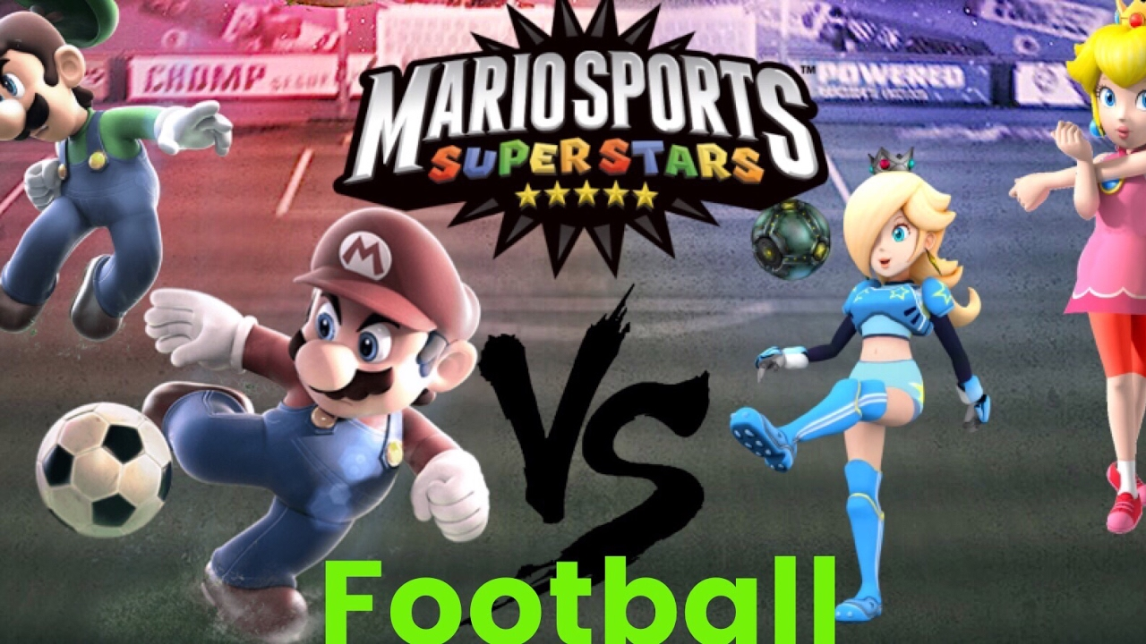 mario superstar sports