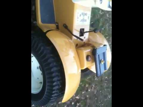 sears tractor ss16 1973