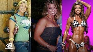 Jen Jewell's Fitness Model Transformation | Lost 45 lbs & 21% Bodyfat