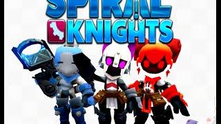 [Spiral Spy] Spiral Knights Opening