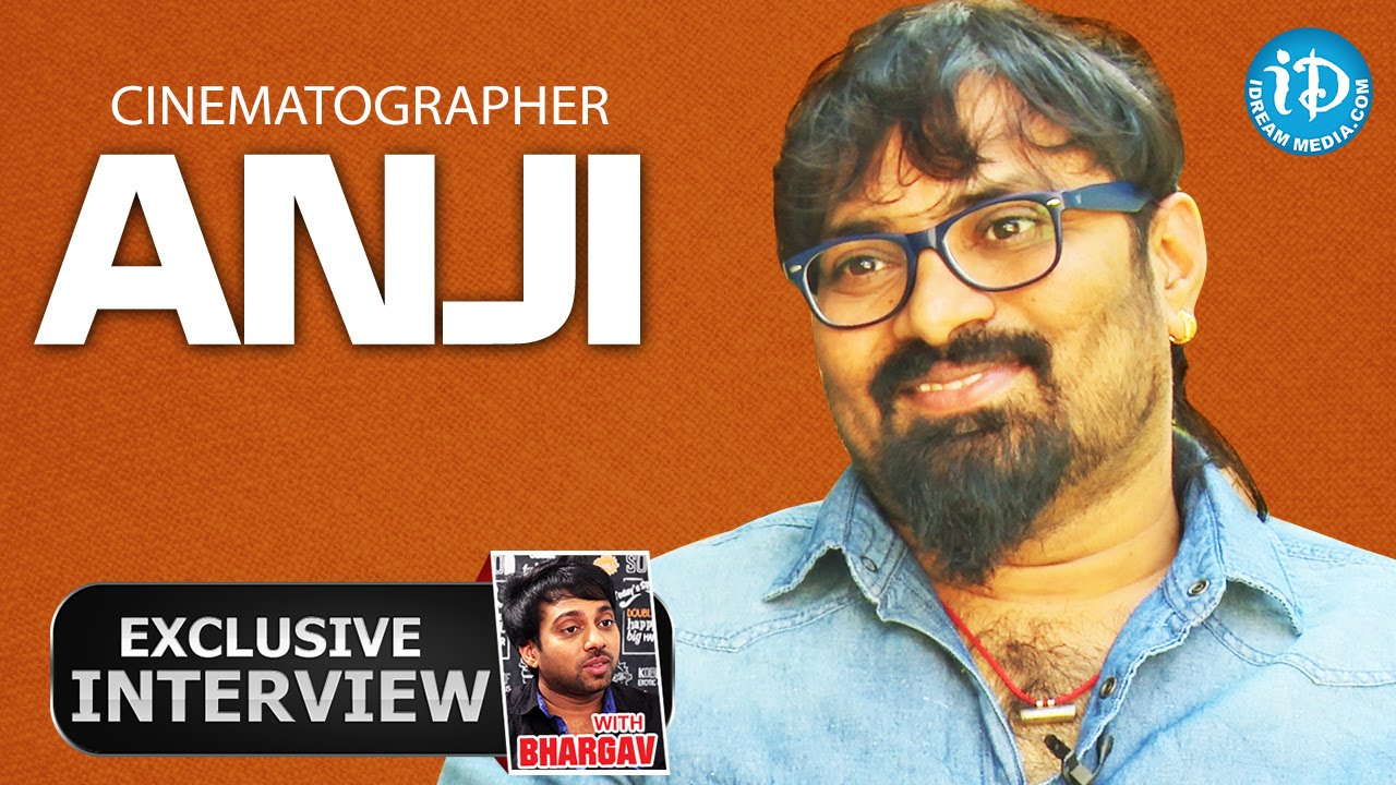 Cinematographer Anji Exclusive Interview Talking Movies