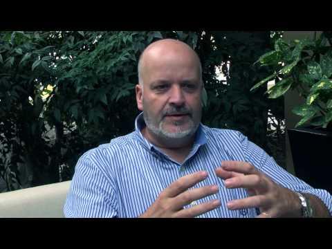 TOP AUDIO 2012: Meeting Charlie Randall President of McIntosh Laboratory Inc