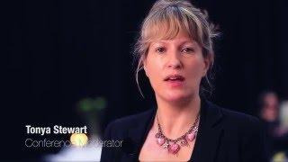 Tonya Stewart Conference Moderator