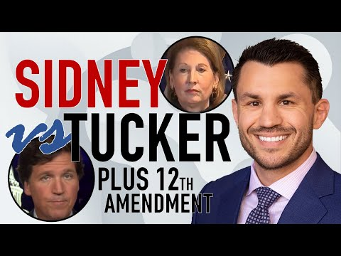 Sidney vs. Tucker, Dominion Responds to Electoral Fraud Claims, 12th Amendment Contingent Elections